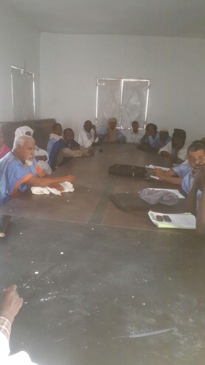 اجتماع اللجنة التشاورية مع بعثة باسك 2